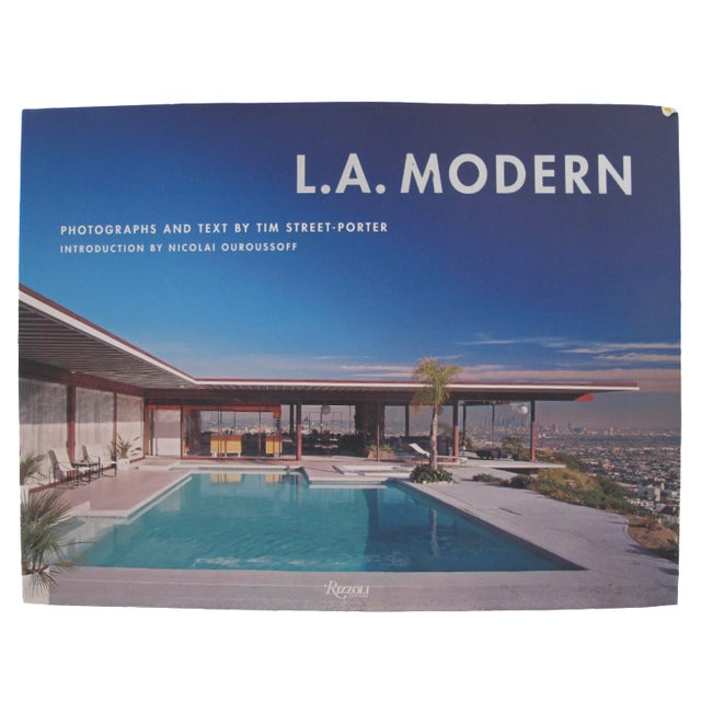 L.A. Modern by Tim Street-Porter For Sale