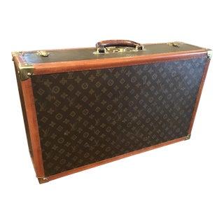 1930s Louis Vuitton Monogrammed Suitcase For Sale