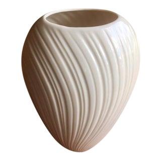 Vintage Lenox Porcelain Ivory Vase