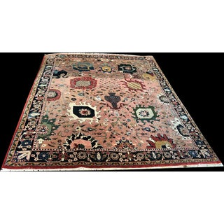"""Vintage Contemporary Indian Rug-8'5'x11'4"""" Preview"""