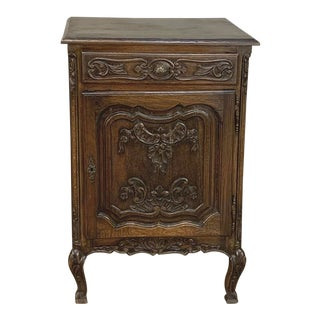 Antique Cabinet, Country French Confiturier For Sale