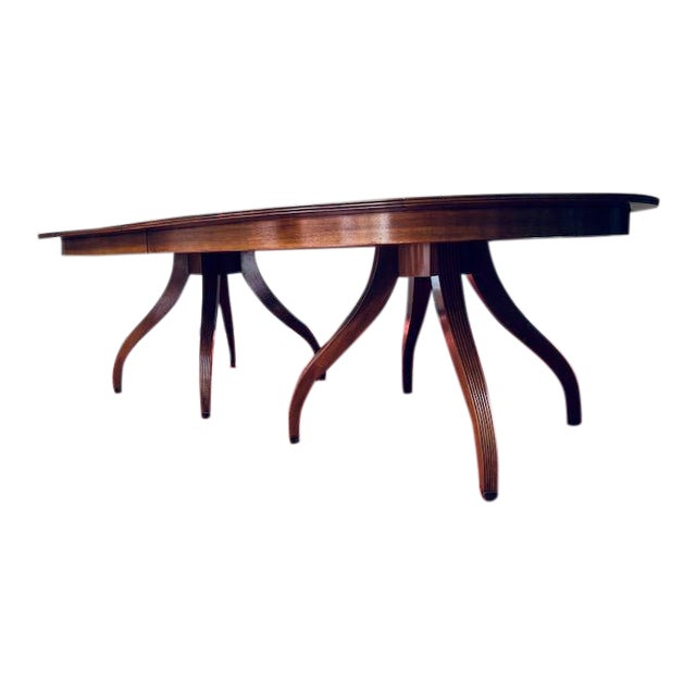 Regency Rose Tarlow Dining Table For Sale