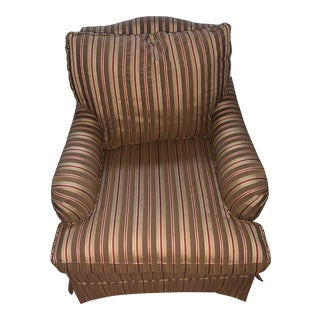 Jessica Charles Moses Swivel Rocker Chair For Sale