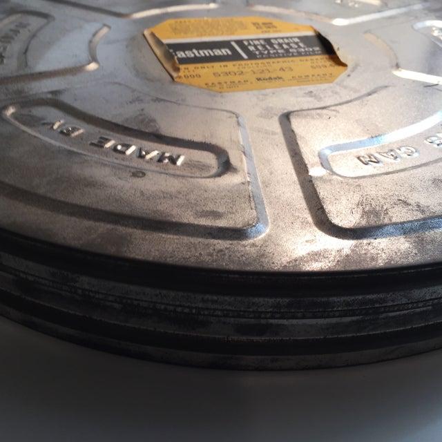 Industrial Vintage Eastman Kodak Film Reel Cannister For Sale - Image 3 of 4