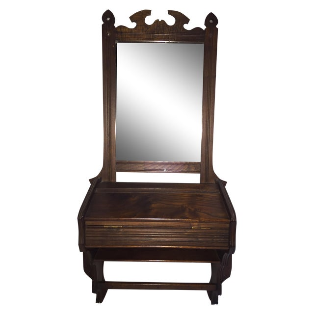 Shaving Cabinet With Mirror - Image 1 of 11
