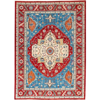 "21st Century Modern Serapi-Style Rug, 10'0"" X 13'10"" For Sale"
