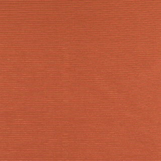 Suzanne Tucker Home Taylor Cotton/Silk Ottoman Fabric in Cayenne For Sale