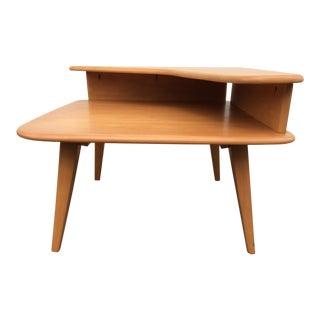 Heywood Wakefield Aristocraft Corner Table