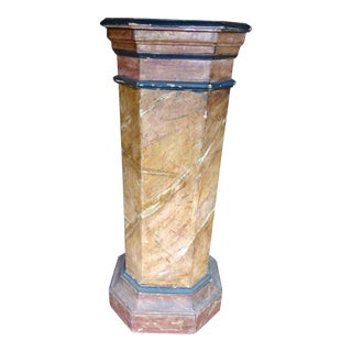 19th Century Italian Pedestal For Sale