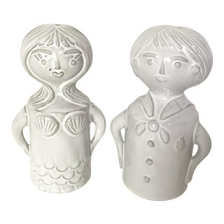 Jonathan Adler Salt & Pepper Shakers - A Pair