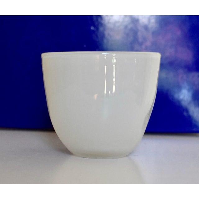 Milk Glass Vase Chairish