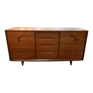 Paul Laszlo for Brown Saltman Credenza For Sale