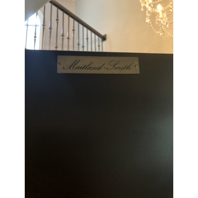 Maitland Smith Hollywood Regency Style Room Divider For Sale In Chicago - Image 6 of 12
