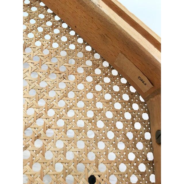 "Mid-Century Josef Hoffmann ""Prague"" 811 Cane & Bentwood Armchairs - Set of 10 - Image 9 of 11"