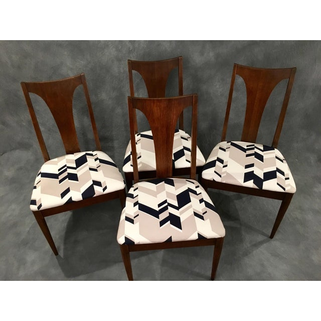 Broyhill Mid-Century Dining Chairs - Set of 4 - Image 9 of 9
