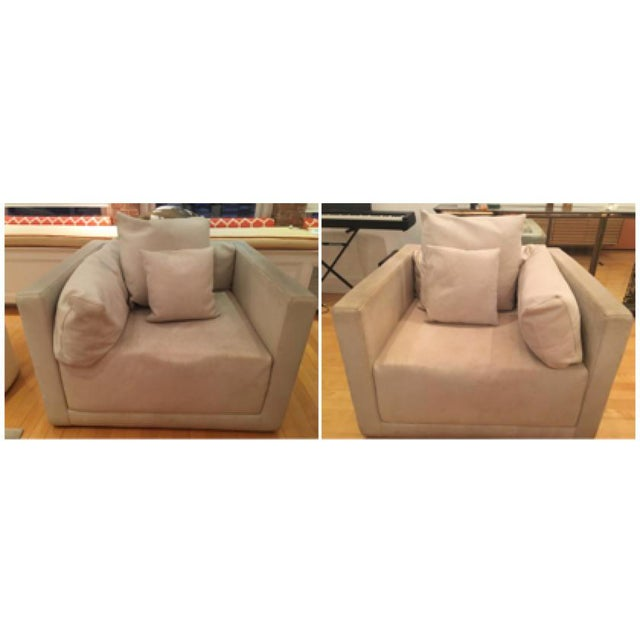 Armani Casa Sydney Chairs - a Pair For Sale - Image 12 of 13