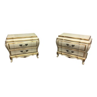 Karges Louis XV Style Commodes - A Pair