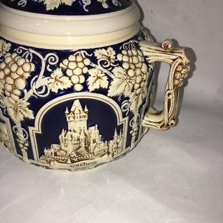 1970s Folk Art Ornate Ceramic German Soup Terrine Preview