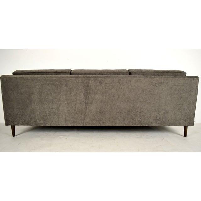 Stylish Mid-Century Modern Three Person Sofa - Image 7 of 7