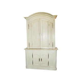 19th Century French Buffet a Deux Corps For Sale