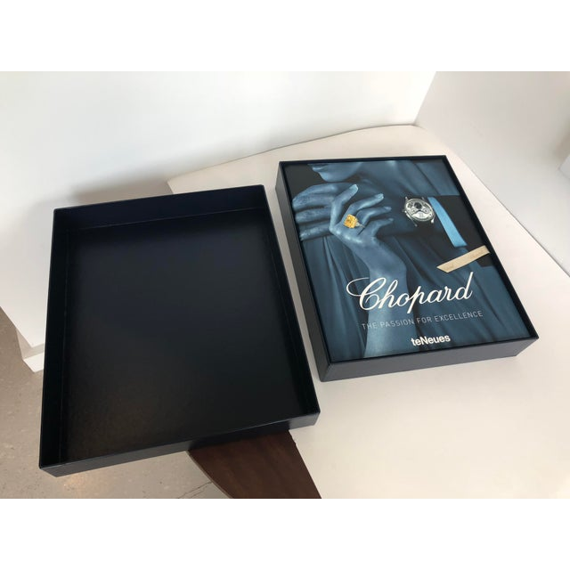 Boho Chic Chopard Book With Hardcover Box For Sale - Image 3 of 7