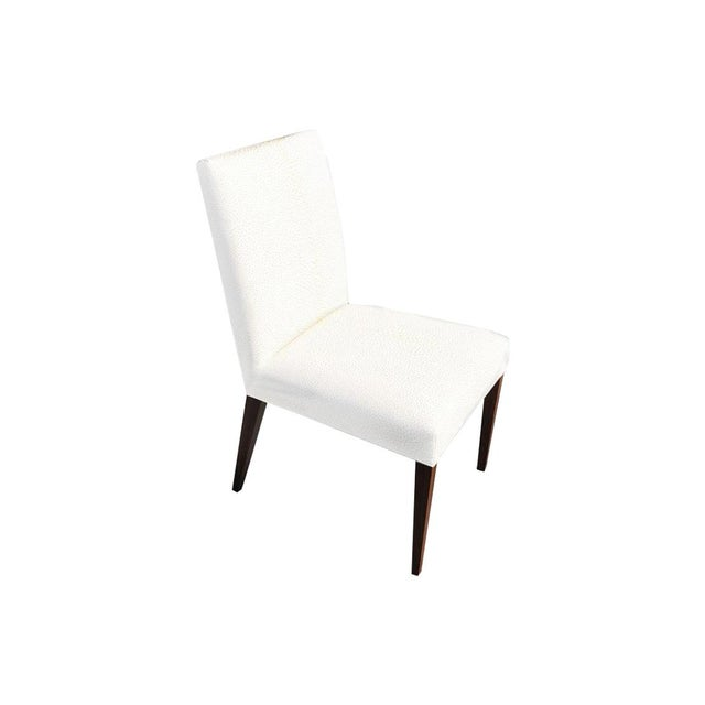 "Slant LA Custom to Order ""The White Series"" Collection Chair For Sale - Image 4 of 5"
