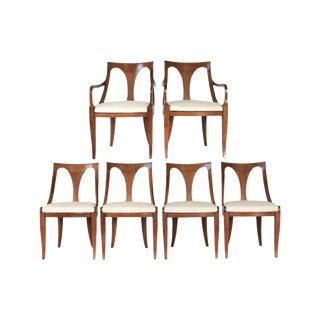 Kindel Spoon Back Dining Chairs For Sale
