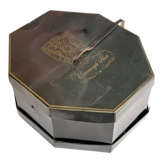 Mid 20th Century Cavanagh Hats Box For Sale