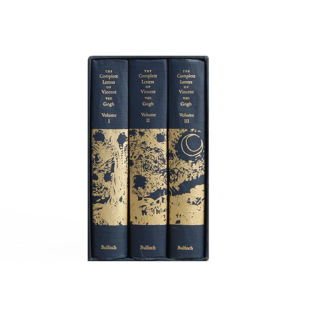 The Letters of Van Gogh - Set of 3 - Image 1 of 2