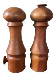 Image of Jens Quistgaard Salt and Pepper Shakers