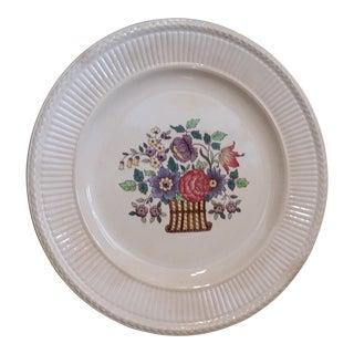 Antique English Wedgewood China Platter