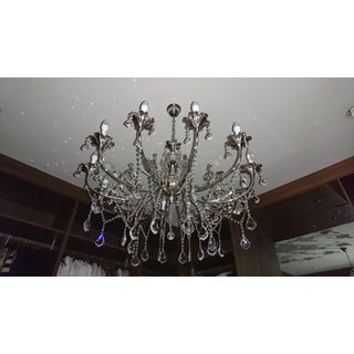 Royal Cut Teardrop Crystal Chandelier Preview