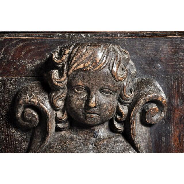 Impressive Renaissance Revival Armoire For Sale - Image 11 of 13