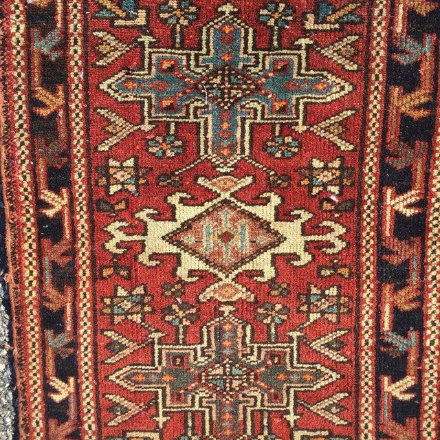 "Vintage Karajeh Persian Rug - 1'11"" X 2'5"" - Image 3 of 9"