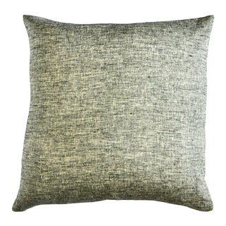 Thistle Throw Pillow | Large | Mustard For Sale