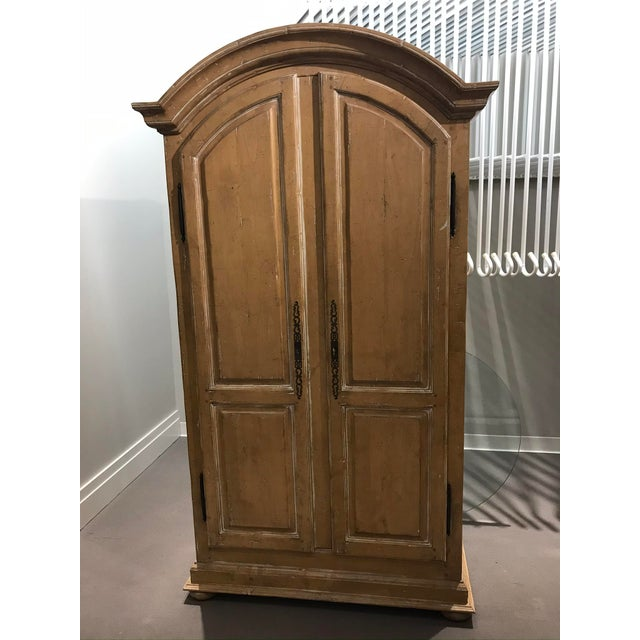 Guy Chaddock Wood Entertainment Cabinet For Sale - Image 10 of 10