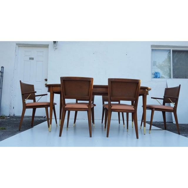 John Widdicomb Dining Chairs