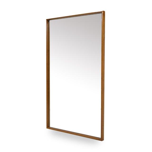 Brown t.h. Robsjohn-Gibbings Mirror by Widdicomb For Sale - Image 8 of 10
