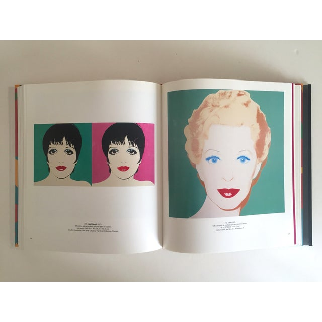 """Andy Warhol a Retrospective"" Rare 1st Edition 1989 MoMA Exhbtn Collector's Art Book For Sale - Image 9 of 11"
