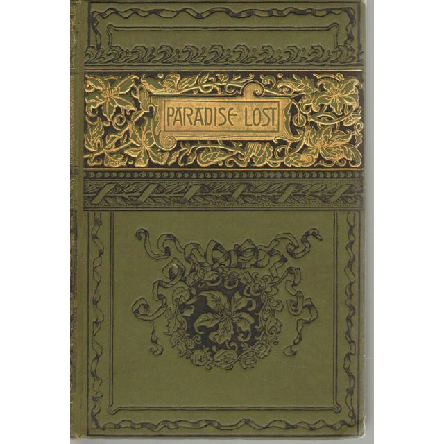 Antique Poetry: Paradise Lost For Sale