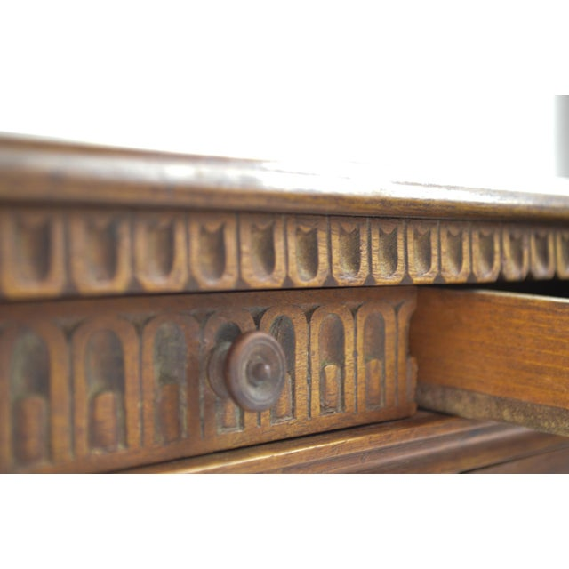 19th Century Antique Miniature Sideboard - Image 9 of 10