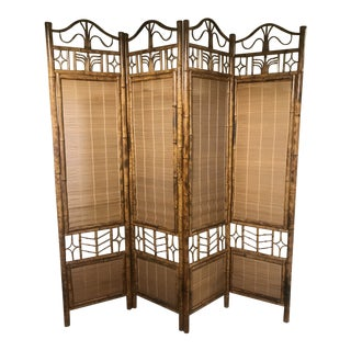 Brighton Pavilion Folding Privacy Screen For Sale