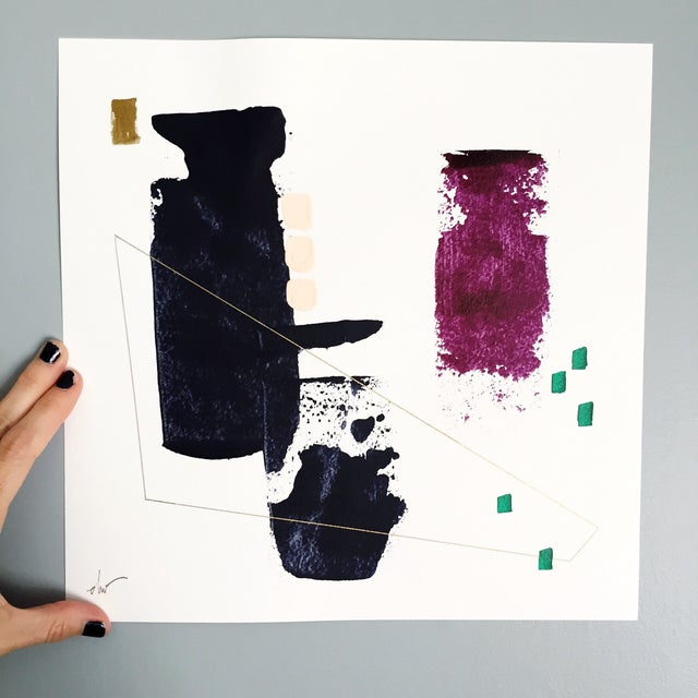 "Beth Winterburn Art - ""Because I Can"" - Image 2 of 2"