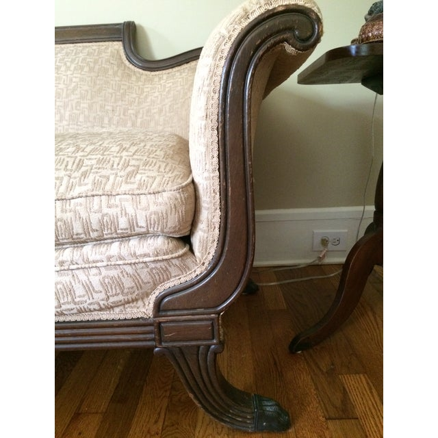 Duncan Phyfe Antique Sofa For Sale In Greensboro - Image 6 of 8