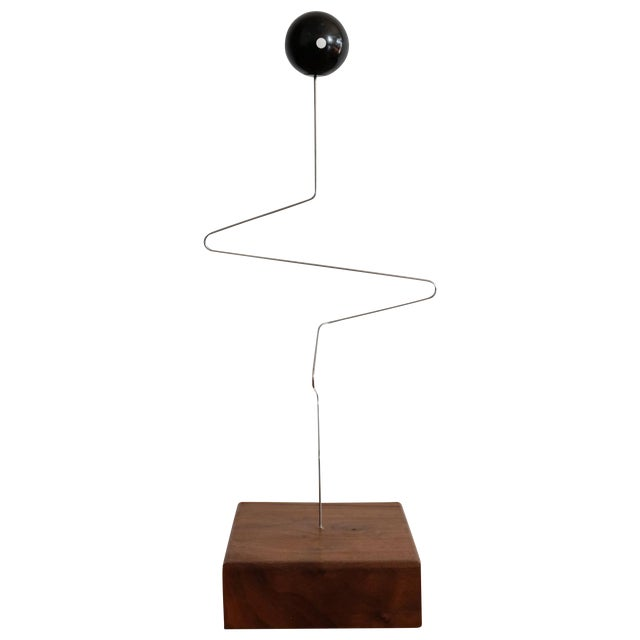 Kinetic Sculpture by Donald Max Engelman, 1960s For Sale