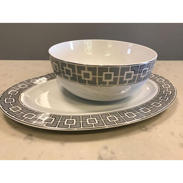 Jonathan Adler Nixon Dinnerware Collection - Set of 17 - Image 3 of 9  sc 1 st  Chairish & Jonathan Adler Nixon Dinnerware Collection - Set of 17 | Chairish