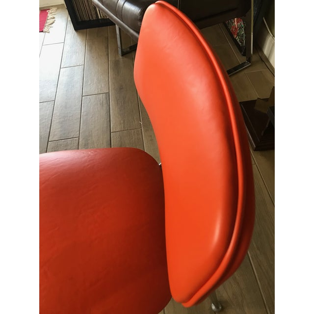 Pair of Gazelle Chairs - Newly Upholstered For Sale - Image 9 of 13