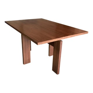 Expandable Scandinavian Modern Dining Table by Skovby