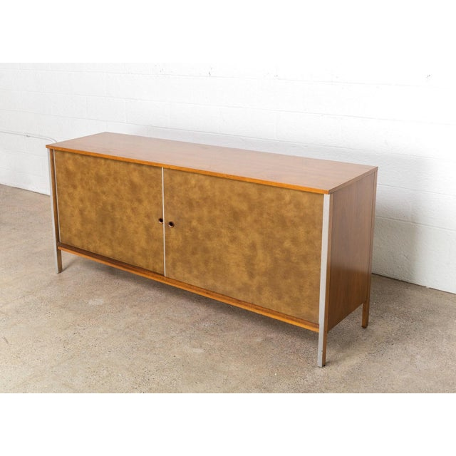 1960s Mid Century Paul McCobb Linear Group for Calvin Credenza For Sale - Image 5 of 11