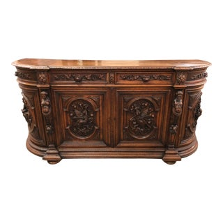 French Renaissance Louis XIII Huntboard For Sale